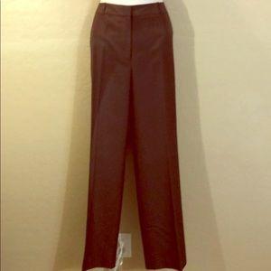 Ann Taylor Loft 100% Silk Pants. Size 6